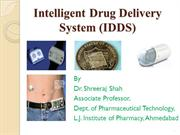 Intelligent drug delivery system