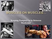 Muscles on Muscles ppt