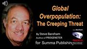 Overpopulation The Quiet Threat