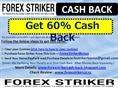 Get 60% Forex Striker EA Robot Cash-Back