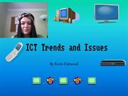 ICT Trends and Issues - Year 2 science