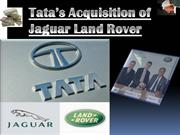 Tata-JLR-Acquisition