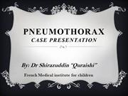 PPT-Pneumothorax