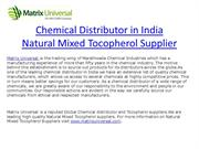 Chemical Distributor in India,Pigment Supplier from India