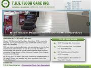TCS Floor Care Experts - VCT Flooring,VCT Floor Care Services Ohio