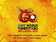 T20 World Cup 2012!