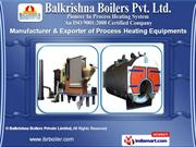Balkrishna Boilers Private Limited Gujarat India
