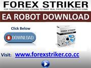 Forex Striker EA Robot Download