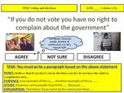 Y9 (5) Voting methods