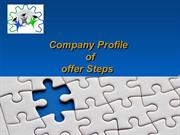 company profile for offersteps companyv