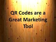 QR Codes are a Great Marketing Tool