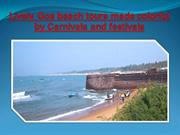 Lively Goa beach tours made colorful by Carnivals and festivals