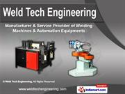 Seam Welding Machines by Weld Tech Engineering, Chennai