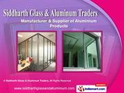 Commercial Glass Work by Siddharth Glass & Aluminum Traders, Pune