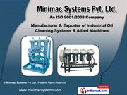 Turbine Oil Flushing Systems by Minimac Systems Pvt Ltd , Pune, Pune