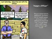 The Hungry Officer