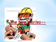 the two stories