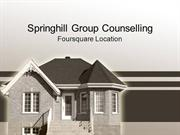 Springhill Group Counselling - Foursquare Locations
