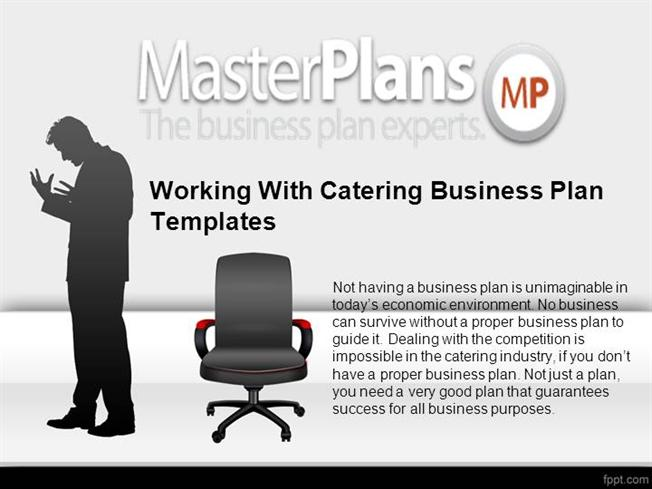 Working With Catering Business Plan Templates Authorstream
