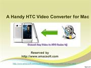 HTC Video Converter for Mac