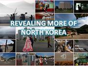 Revealing more of NORTH KOREA