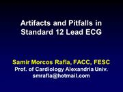 0 Pitfalls in Normal ECG-Samir Rafla