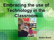 Embracing Instructional Technology
