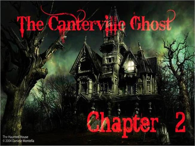 The Canterville Ghost Chapter 1 Summary & Analysis