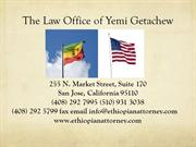 The Law Office of Yemi Getachew