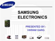 ppt on samsung main