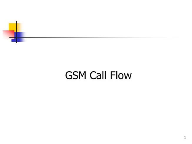 Telecom tigers gsm mobile to mobile call flow within same mscbsc.