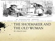 the shoemaker and the old woman