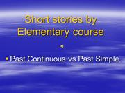 Short stories by Elementary course
