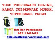 TOKO TUPPERWARE ONLINE, HARGA TUPPERWARE MURAH, TUPPERWARE PROMO