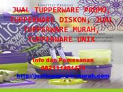 TUPPERWARE PROMO, TUPPERWARE DISKON, JUAL TUPPERWARE MURAH DAN UNIK