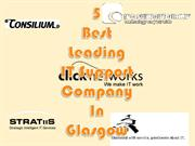5 Best Leading IT Support Company In Glasgow