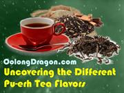 Uncovering the Different Pu-erh Tea Flavors