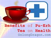 Benefits of Pu-Erh Tea on Health