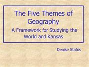 Five themes ppt