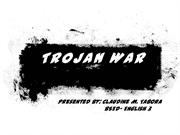 TROJAN WAR FINAL