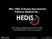 HEDIS Why Pathway Medical