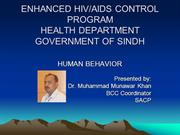 Human Behavior by Dr Munawar SACP