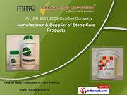 Stone Care Products by Marble Magik Corporation, Surat