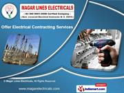 Electrical Contractor by Magar Lines Electricals, Pune