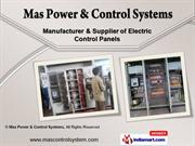 PLC Control Panel by Mas Power & Control Systems, Chennai