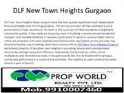 DLF New Town Heights Gurgaon,9811004272