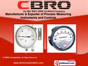 Process Measuring Instruments by CBRO Incorporation, Thane
