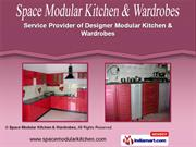 Designer Modular Kitchen by Space Modular Kitchen & Wardrobes, Chennai