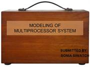 MODELING OF MICROPROCESSOR SYSTEM