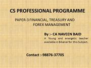 best teacher for financial management in bikaner